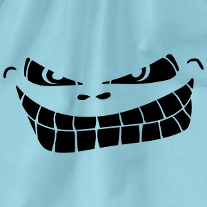 mal souriant smiley Tee shirts - Sac de sport léger