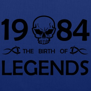 1984 Legends - Stoffbeutel