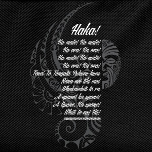 Haka! (#1) - Men's t-shirt - Kids' Backpack