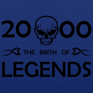 2000 Legends - Stoffbeutel