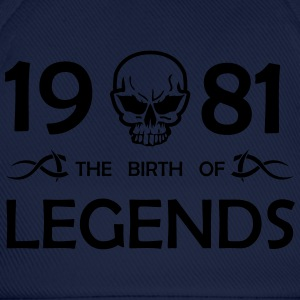 1981 Legends - Baseballkappe