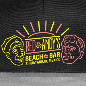 Red and Andy's T-Shirts - Snapback Cap