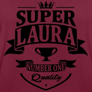 Super Laura Sweat-shirts - T-shirt oversize Femme