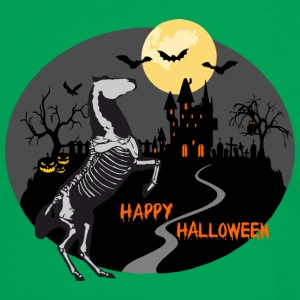 Happy Halloween Bags & Backpacks - Men's Ringer Shirt