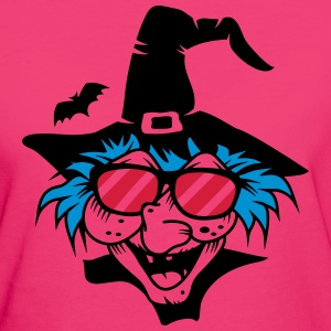 cool Halloween witch Tops - Women's Organic T-shirt