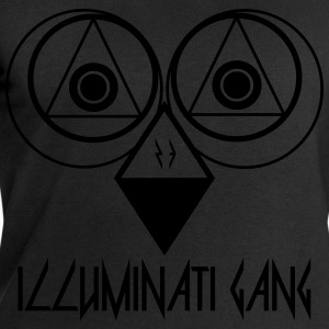 Illuminati Gang Owl - Men's Sweatshirt by Stanley & Stella
