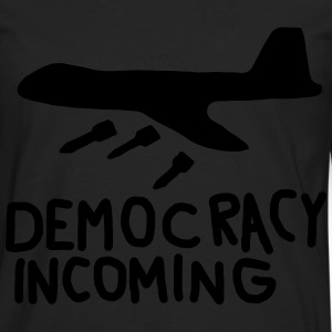 Democracy Incoming - Men's Premium Longsleeve Shirt