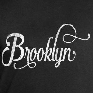Brooklyn typography vintage T-Shirts - Men's Sweatshirt by Stanley & Stella