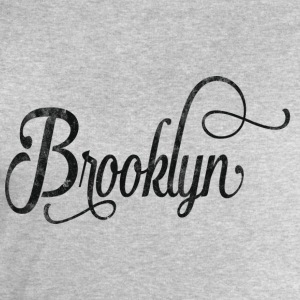 Brooklyn typography vintage Shirts - Men's Sweatshirt by Stanley & Stella