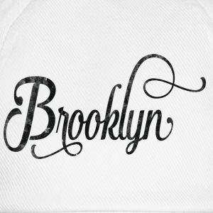 Brooklyn typography vintage Shirts - Baseball Cap