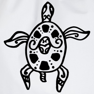 turtle tatoo T-skjorter - Gymbag