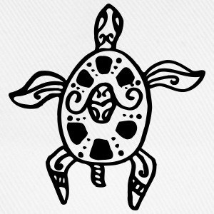 Turtle tattoo design - Baseball Cap