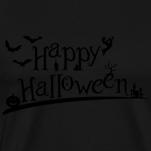 Happy Halloween Long Sleeve Shirts - Men's Premium T-Shirt