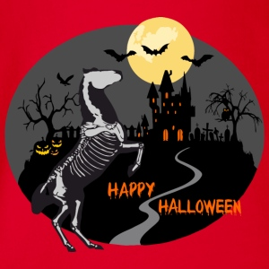 Happy Halloween Shirts - Baby bio-rompertje met korte mouwen