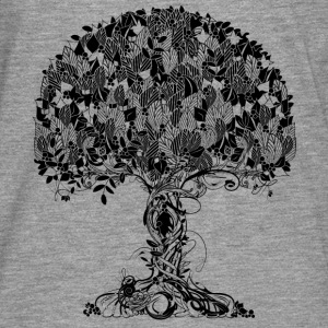An ancient magical tree Tops - Men's Premium Longsleeve Shirt