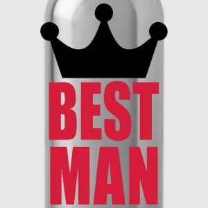 best man 01 Tee shirts - Gourde