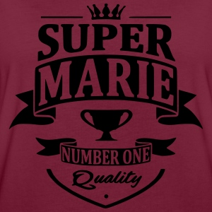 Super Marie Sweat-shirts - T-shirt oversize Femme