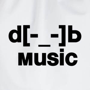 d[music]b Tops - Turnbeutel