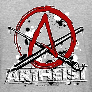 Artheist Sweatshirts - Herre Slim Fit T-Shirt