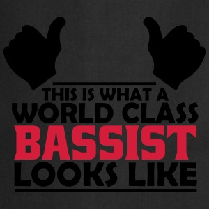 world class bassist T-Shirts - Cooking Apron