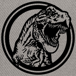 tyrannosaurus cercle Tee shirts - Casquette snapback