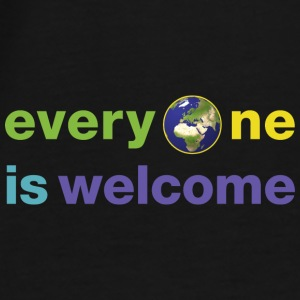 everyoneiswelcome_CAP - Men's Premium T-Shirt