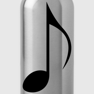 Sheet Music Instrument Shirts - Water Bottle