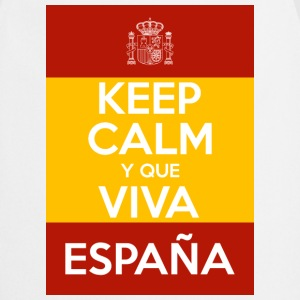 Keep Calm y que viva España T-Shirts - Cooking Apron