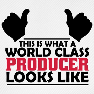 world class producer T-Shirts - Baseball Cap