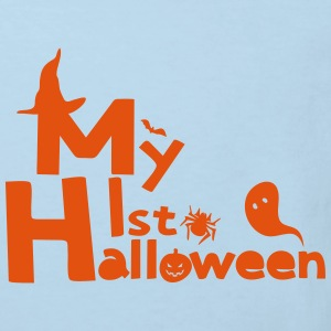 my 1st Halloween Baby One-piece - Kids' Organic T-shirt