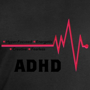 ADHD - no excuses - Sweatshirts for menn fra Stanley & Stella