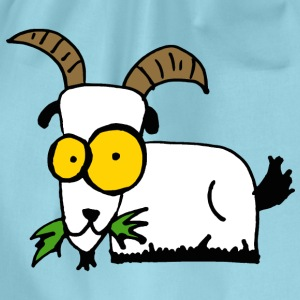 Freaky goat T-shirts - Gymtas