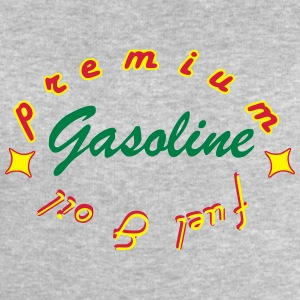 gasoline Tee shirts - Sweat-shirt Homme Stanley & Stella
