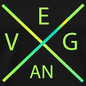 vegan Bags & Backpacks - Men's Premium T-Shirt