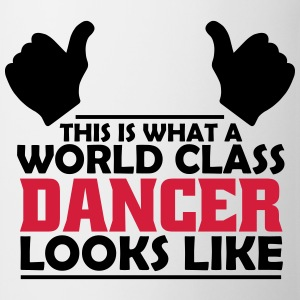 world class dancer T-Shirts - Mug