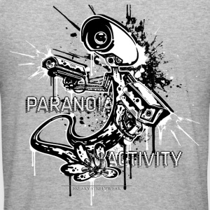 Paranoia Activity Pullover & Hoodies - Männer Slim Fit T-Shirt