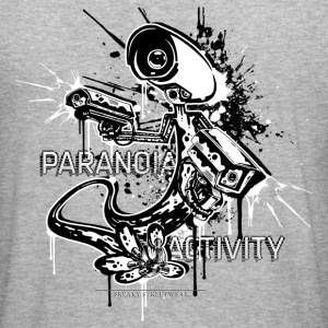 Paranoia Activity Sweatshirts - Herre Slim Fit T-Shirt