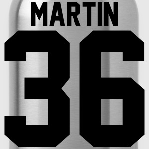 Martin 36 T-Shirts - Water Bottle