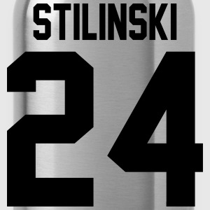stiles_stilinskis_jersey T-Shirts - Water Bottle