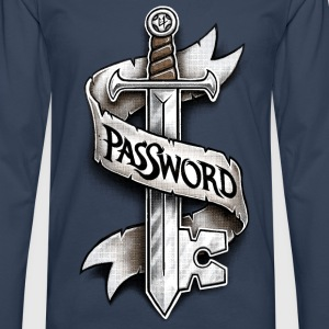 PasSword Tee shirts - T-shirt manches longues Premium Homme