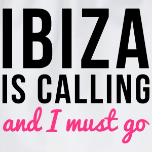 Ibiza Is Calling Gensere - Gymbag