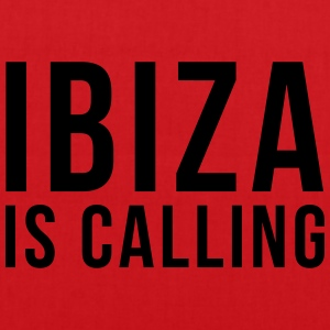 Ibiza Is Calling 2 Top - Borsa di stoffa