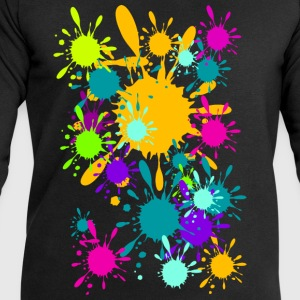 blobs colorés) (b) Tee shirts - Sweat-shirt Homme Stanley & Stella