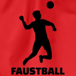 Faustball T-Shirts - Turnbeutel