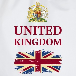 UNITED KINGDOM T-Shirts - Turnbeutel