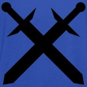 Swords Combat Violence Sports Sweat-shirts - Débardeur Femme marque Bella