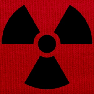 Radioactive Nuclear Danger Magliette - Cappellino invernale