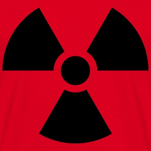 Radioactive Nuclear Danger Sweat-shirts - T-shirt Homme
