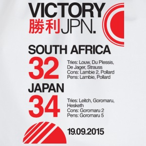 Victory Japan! - Kids t-shirt - Drawstring Bag