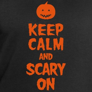 Keep Calm And Scary On T-shirts - Sweatshirt herr från Stanley & Stella